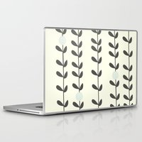 calendars Laptop & iPad Skins featuring Leaf by Shabby Studios Design & Illustrations ..