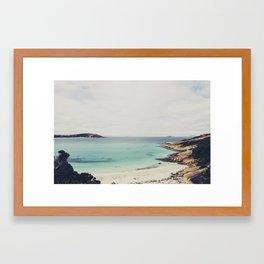 Esperance Framed Art Print