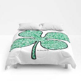 Quadrifoglio Comforters
