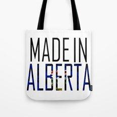 Made in Alberta Tote Bag