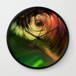 Lagrima Wall Clock