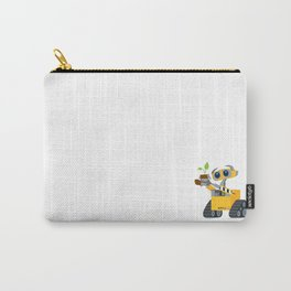 walle with plant Carry-All Pouch