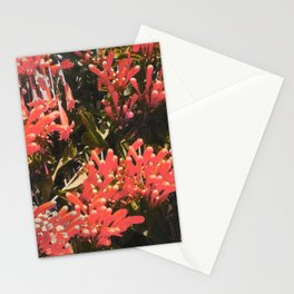 mystic floral Stationery Cards
