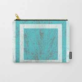 Squares in the Tide Carry-All Pouch