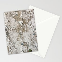 White Decay III Stationery Cards