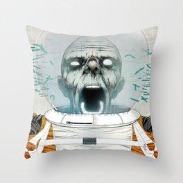 Under Pressure Throw Pillow