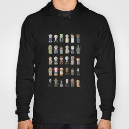 Horror Icons Hoody