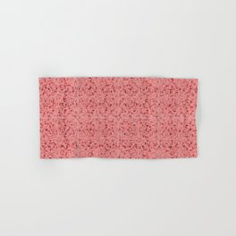 Ostario (Red) Hand & Bath Towel