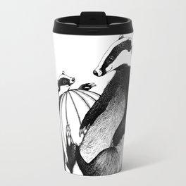 Badger Family Travel Mug