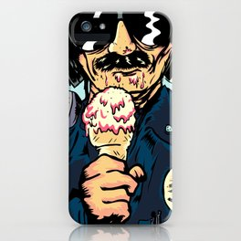Oh Officer! iPhone Case