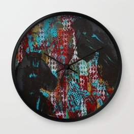 The Knights' Outpost Wall Clock