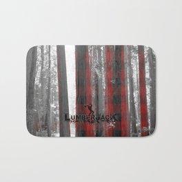 Lumberjack Bath Mat
