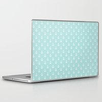 anchors Laptop & iPad Skins featuring Anchors by Nic ter Horst