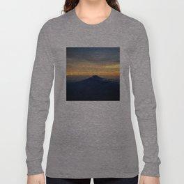 Izta and Popo Long Sleeve T-shirt