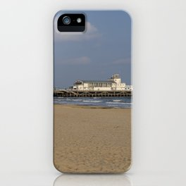 Bournemouth Pier 1 iPhone Case