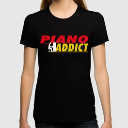 Piano Addict T-shirt