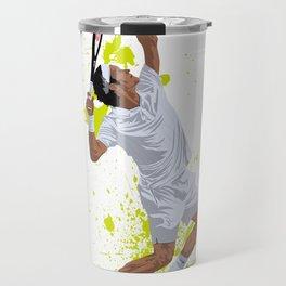 Roger Federer Travel Mug