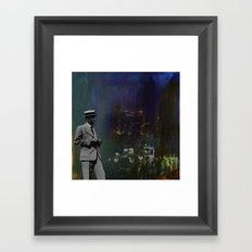 Death Of Detroit - Ford Framed Art Print