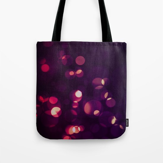 Glowing II Tote Bag