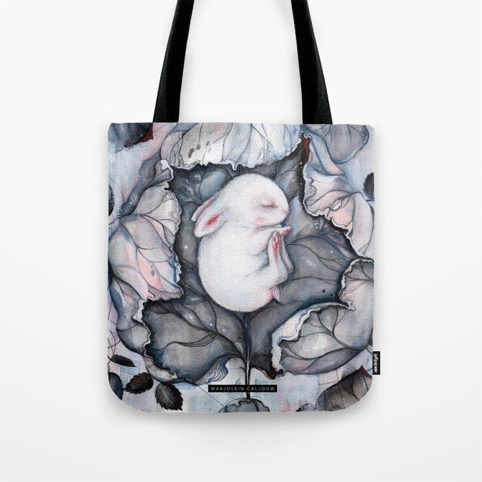 Wintersleep Tote Bag