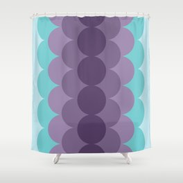Gradual Comfy Shower Curtain