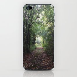 Natures Path iPhone Skin