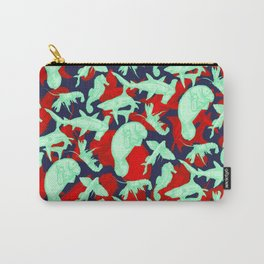 Ocean Life 3 Carry-All Pouch