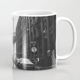 Manhattan Bridge Coffee Mug