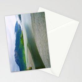 Mendenhall Glacier Lake Alaska Stationery Cards