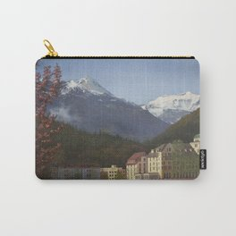 Gateway to the Alps Carry-All Pouch