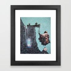 Lampranthus Framed Art Print