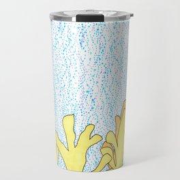 Elkhorn Coral Travel Mug
