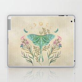 Luna and Forester - Oriental Vintage Laptop & iPad Skin