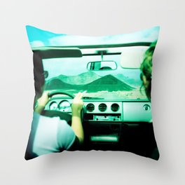 Roadtrip NO4 Throw Pillow