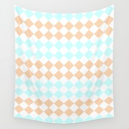 Little Diamonds Wall Tapestry