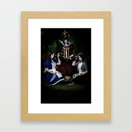 Alice - Madness Returns Framed Art Print