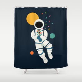 Last Beautiful Shower Curtain
