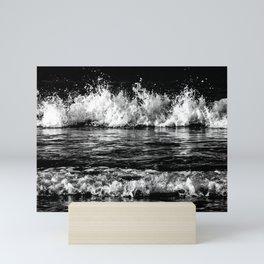 SeaWave Mini Art Print