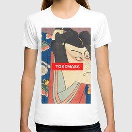 Tokimasa Ukiyo-e T-shirt