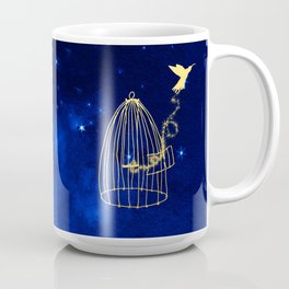 Let your heart fly Coffee Mug