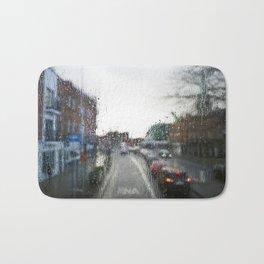Rainy Days in Dublin Bath Mat