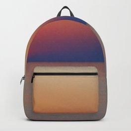 Calm Peaceful Sunset Backpack