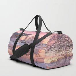 WINTER SCENE-3118/1 Duffle Bag