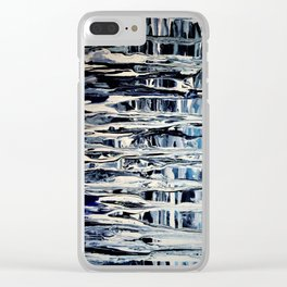 Iceage Clear iPhone Case