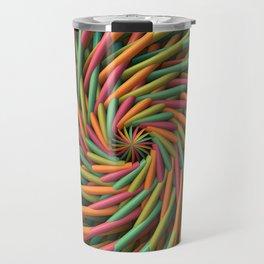 Swirl-o-Rama Travel Mug