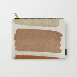 Copper Spots Carry-All Pouch