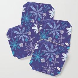 Blue Summer Coaster