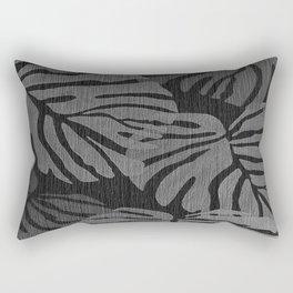 MONSTERA BNW Rectangular Pillow