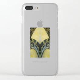 Boas Crossing Clear iPhone Case