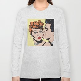 Lucy and Desi Long Sleeve T-shirt